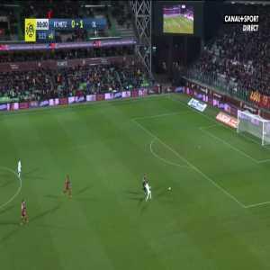 Metz 0-2 Lyon - Houssem Aouar 90'+4'