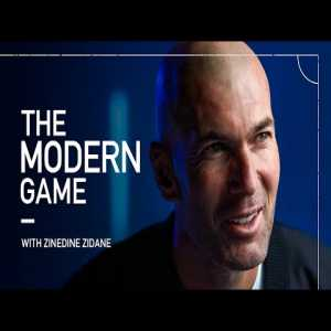 "[Special Interview] Zidane: ""No coach who comes in can improve the skills of Ronaldo or Modric but everything else, everything to do with sharing and teamwork, thinking we'll do it this way, rather than that way, and showing them how to do that, thats what I wanted to do."""