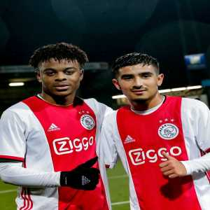 With an average age of 18 years and 204 days, Jong Ajax have fielded their youngest ever starting XI in an Eerste Divisie game (2nd tier, starting 2013)