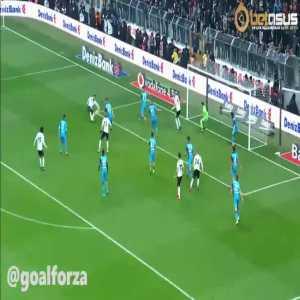 Besiktas [2]-1 Trabzonspor - Domagoj Vida 64'