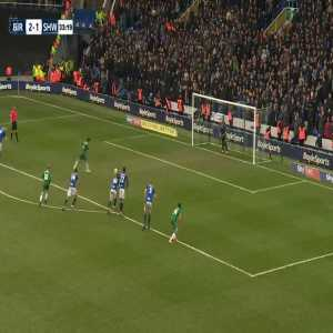 Birmingham City 2-[2] Sheffield Wednesday: Forestieri PK