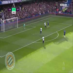 Chelsea [1]-0 Tottenham : Giroud 15'