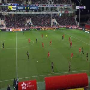 Dijon 1-0 Monaco - Mama Baldé 56'