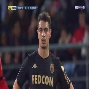 Dijon 1-[1] Monaco - Maripán 79'
