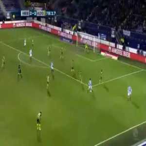Heerenveen [2]-2 Den Haag - Halilovic 78' (Great goal)