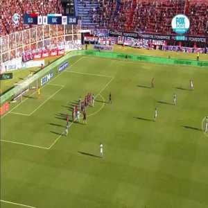 San Lorenzo 0-[1] Racing Club - Mauricio Martínez 29'