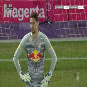 Austria Wien [1]-1 Red Bull Salzburg - Christoph Monschein 67'