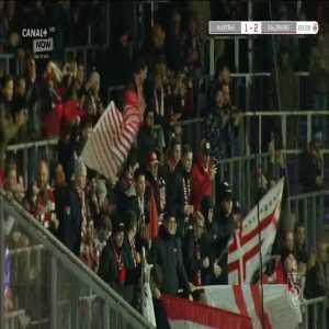 Austria Wien 1-[2] Red Bull Salzburg - Patson Daka 70'