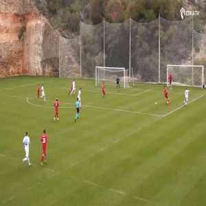 CSKA 1 - 0 Rapperswil-Jona - Diveev (great solo goal) [Club Friendly]