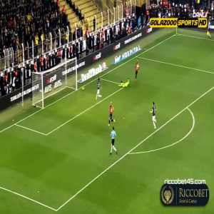 Fenerbahce 1-[3] Galatasaray - Henry Onyekuru 90+7'