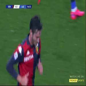 Genoa [1]-2 Lazio - Fransecco Cassata 57'