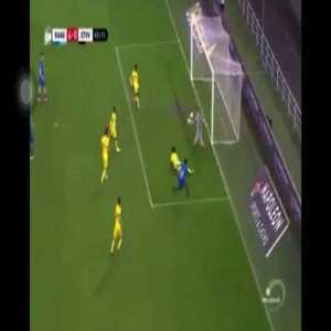 Gent [4] - 0 St. Truiden Jonathan David Hat trick