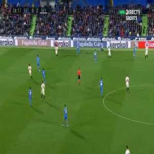 Getafe 0-[3] Sevilla - Kounde 75'
