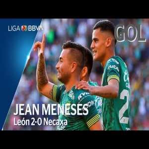 León [2] - 0 Necaxa (J. Meneses 46')