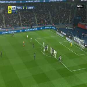 PSG [2]-1 Bordeaux - Marquinhos 45'+2'