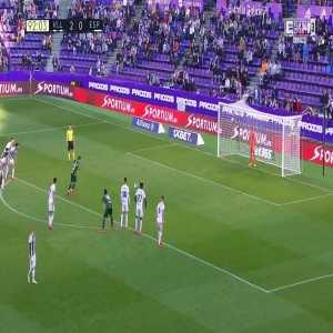 Real Valladolid 2-1 Espanyol - Adri Embarba PK 90+3'