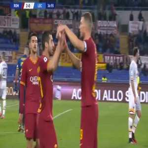 Roma 2-0 Lecce - Henrikh Mkhitaryan 37'