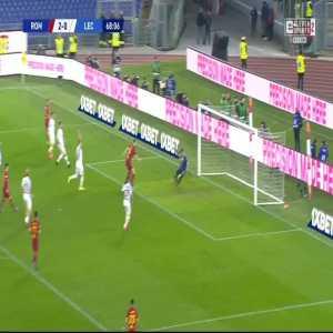 Roma 3-0 Lecce - Edin Džeko 69'