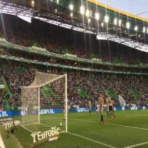 Sporting CP [2]-0 Boavista FC - Gonzalo Plata 42'