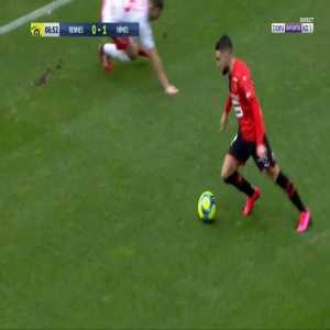 Stade Rennais [1]-1 Nîmes Olympique - Mbaye Niang 7'