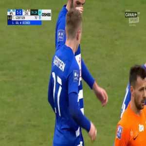 Wisła Płock [1]-1 Zagłębie Lubin - Torgil Øwre Gjertsen 75' (Polish Ekstraklasa)