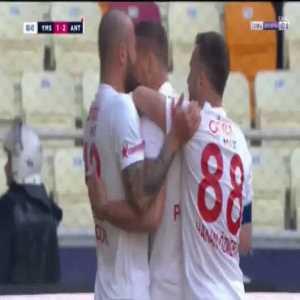 Yeni Malatyaspor 1-[2] Antalyaspor - Lukas Podolski 89'