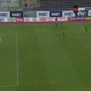 Etar Veliko Tarnovo 1-0 Ludogorets Razgrad - Ivan Ivanov 48' (nice goal)