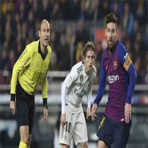 Mateu Lahoz will be the referee in El Clasico