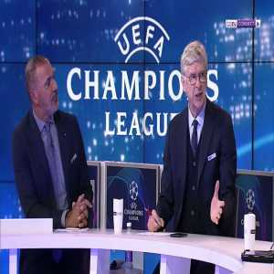 beIN SPORTS: This is why we call him 'Le Professeur' - Arsène Wenger dropping knowledge bombs in the studio!