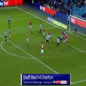 Sheffield Wednesday 1-0 Charlton - Steven Fletcher 90'+5'