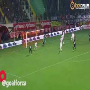 Alanyaspor 1-[1] Besiktas - Burak Yilmaz 70'