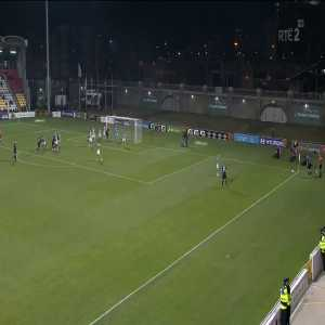 [Great Goal] Shamrock Rovers 1-[1] Dundalk (22') - Jordan Flores amazing volley