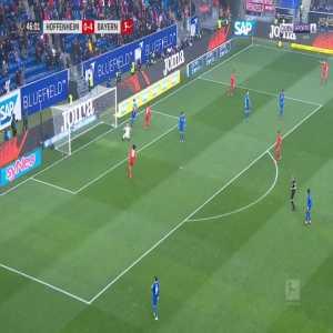 Hoffenheim 0-5 Bayern München - Coutinho 47'