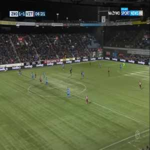 Zwolle 1-[1] Vitesse - Tim Matavž 6'
