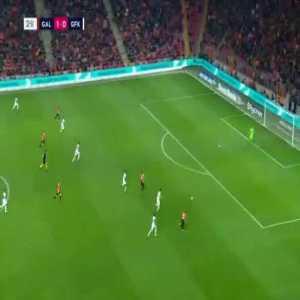 Galatasaray [2] - 0 Gençlerbirliği, 34' Falcao