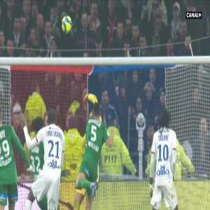 Lyon 2-0 Saint-Etienne - Moussa Dembele penalty 90'+6'