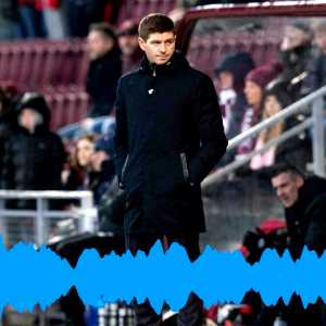 Steven Gerrard says tonight is the lowest he's felt since becoming Rangers boss, after their elimination from the Scottish Cup.