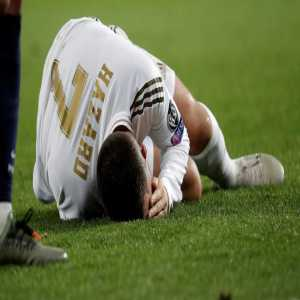 [Edu Pidal - Onda Cero] Eden Hazard will be operated this coming Thursday in USA.