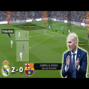 Real Madrid vs Barcelona 2-0 | Tactical Analysis