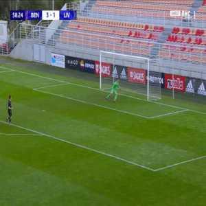 Benfica U19 [4]-1 Liverpool U19 - Gonçalo Ramos 59'
