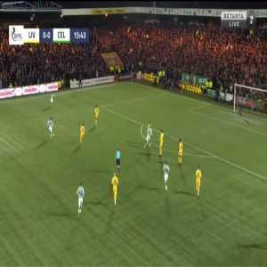 Livingston 0-1 Celtic - Callum McGregor 16'