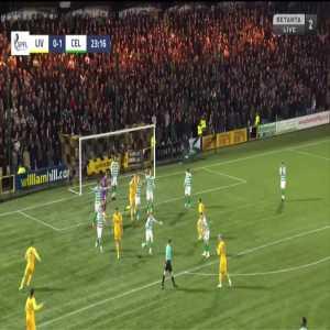 Livingston [1]-1 Celtic - Jon Guthrie 24'