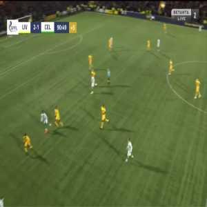 Livingston 2-[2] Celtic - Tom Rogic 90'+1'
