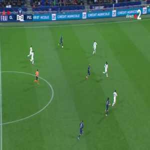 Olympique Lyonnais 1-[3] Paris Saint-Germain - Mbappé 70' [Coupe de France]