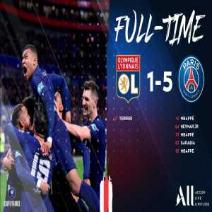 PSG are through to the finals of the french cup