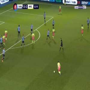 Sheffield Wednesday 0-1 Manchester City - Sergio Aguero 53'
