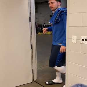 Hazard in comparison with Luka Dončić (ex Real Madrid basketball player currently at Dallas Mavericks NBA)