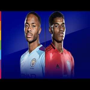 Manchester Derby Promo - Man United vs Man City - Premier League 2020
