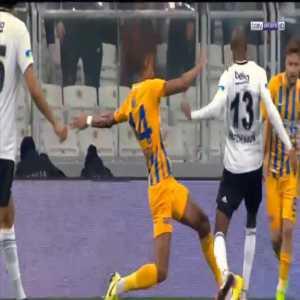 Besiktas 1-0 Ankaragucu - Burak Yilmaz penalty 6'