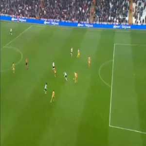 Besiktas 2-0 Ankaragucu - Adem Ljajic great strike 88'